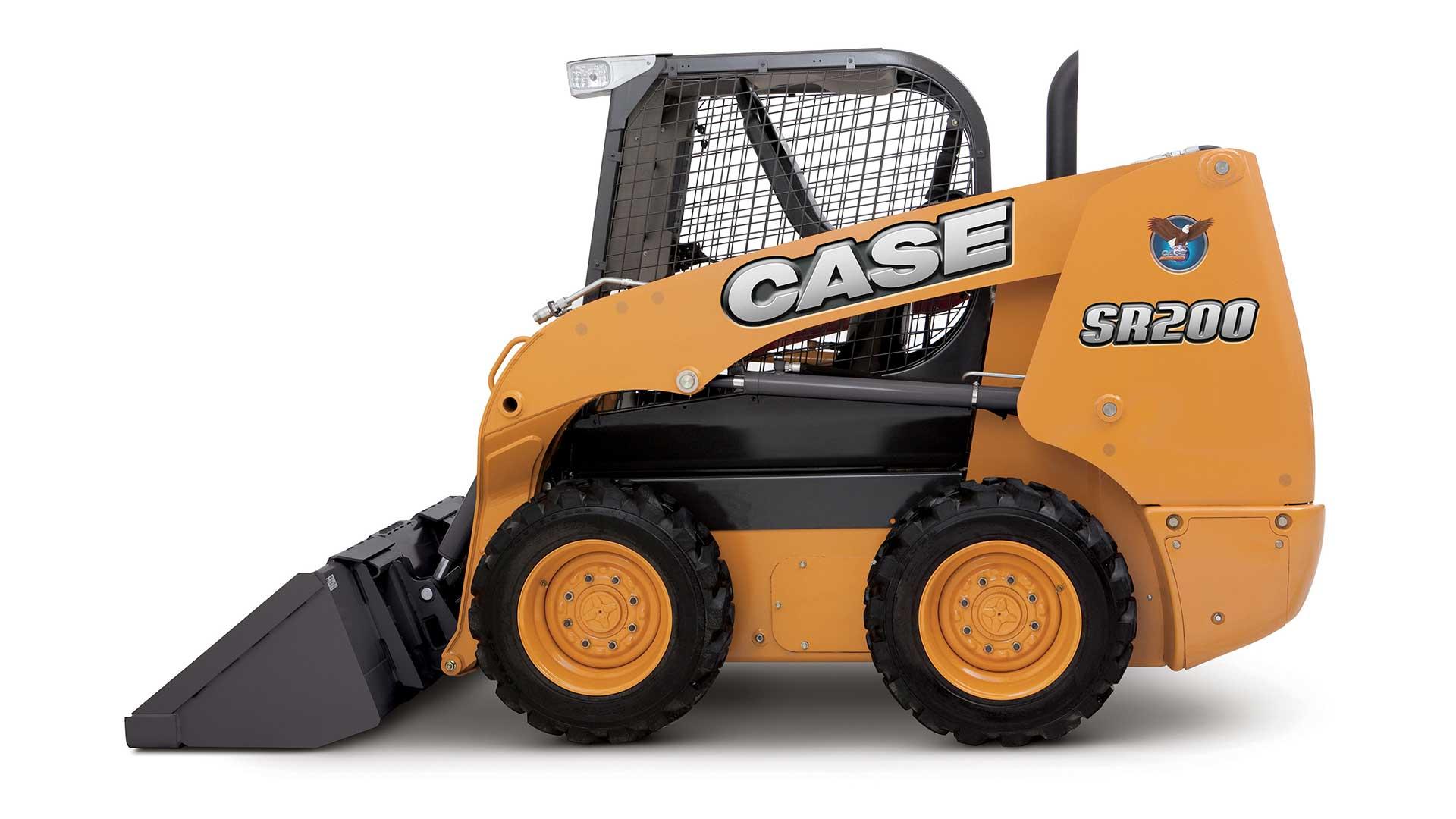 Case Skid Steer SR200